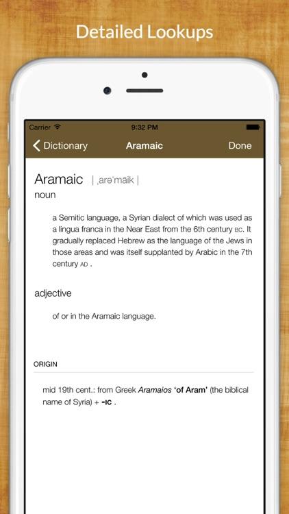 Every Dictionary - Bible Study screenshot-4