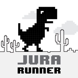 Jura Runner - The Jumping Chrome Dinosaur Game