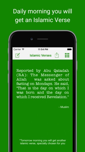 Daily Islamic & Quran Verses : Messages of Allahu Akbar and