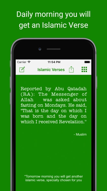 Daily Islamic & Quran Verses Messages of Allahu Akbar and