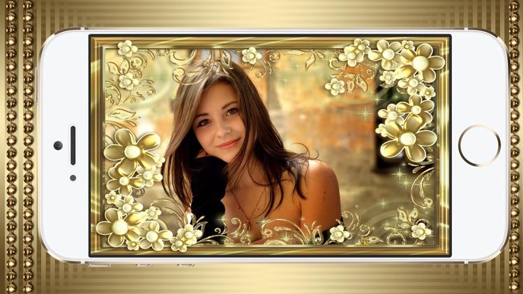 Elegant Photo Frames screenshot-3