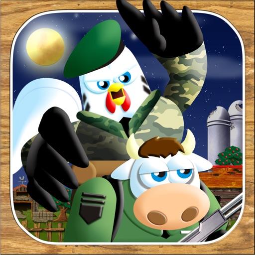 Stealth Chicken Ops: The Bravest Little Commander's Farm Trooper Rescue