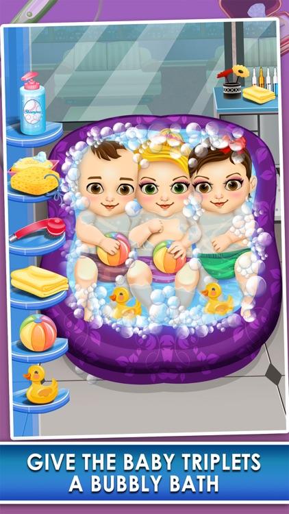 Triplet Baby Doctor Salon Spa screenshot-3