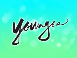 Younger Stickers - TV Land
