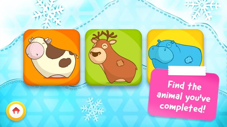 Toddler Animal Puzzle – Game for children (Full) screenshot-3