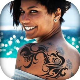 Tattoo and Piercing Photo Studio – Download Best Free Art Stickers for Body Parts