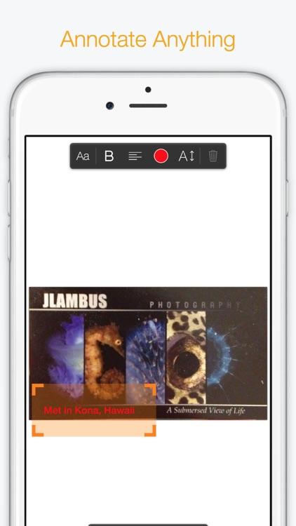 Genius Sign - Annotate PDF Documents screenshot-4