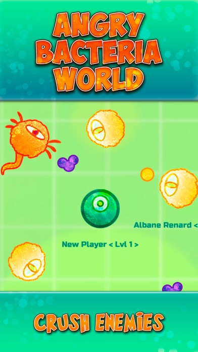 Angry Bacteria World Pro-1