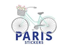 Paris Stickers iMessage