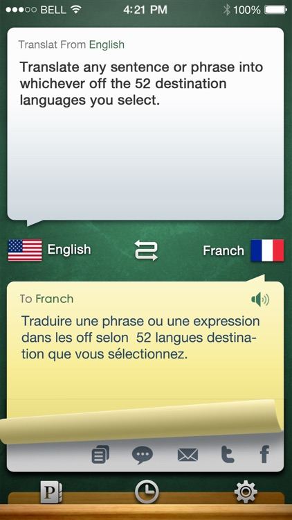 iHandy Translator Pro screenshot-0