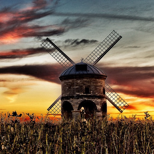Windmills Wallpapers HD: Quotes and Art Pictures