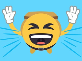Say hey with your favorite smiley emoji guy in new and fun ways