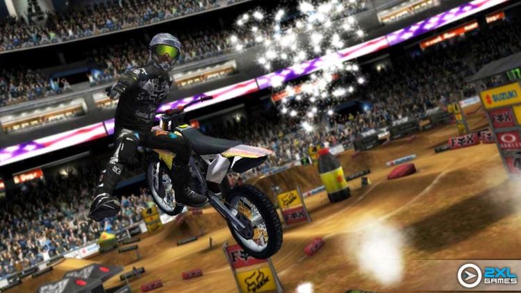 Ricky Carmichael's Motocross Matchup Pro screenshot-4