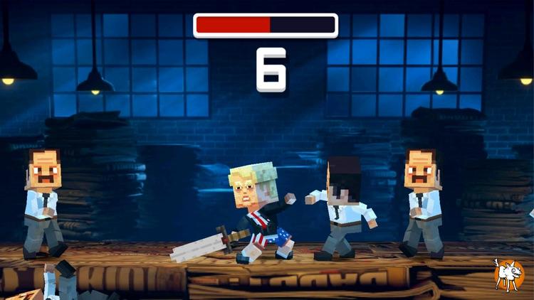 Rush Fight screenshot-4