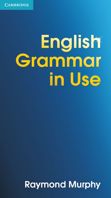 English Grammar in Us... screenshot1