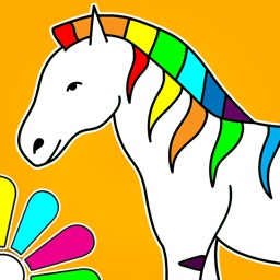 Coloring book for boys & girls. Coloring pages