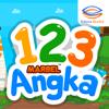 Marbel Angka Full - Seri Belajar & Game Edukasi