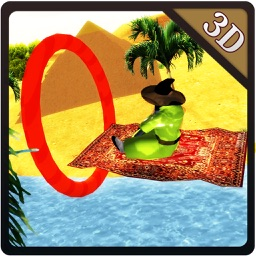 Flying Carpet Simulator – Magic Ride Game
