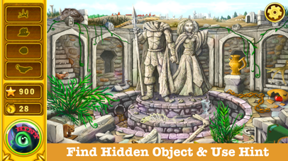Hidden Object OldCity Find and Spot the difference