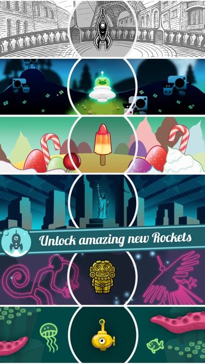Let's Go Rocket - Ultimate Endless Space Adventure screenshot-3