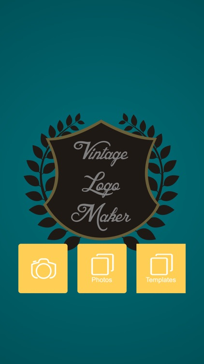 Vintage Logo Maker Pro screenshot-0