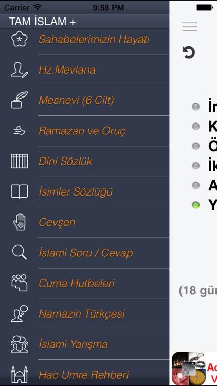 Tam Islam + screenshot-3