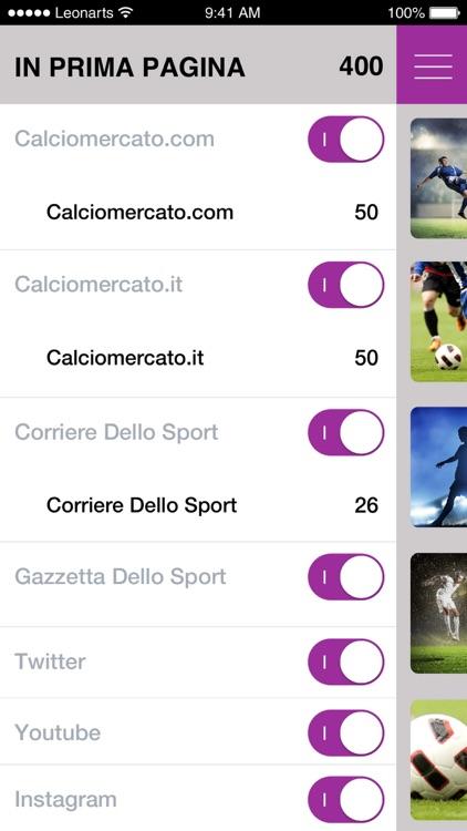 SportFlash Fiorentina screenshot-4