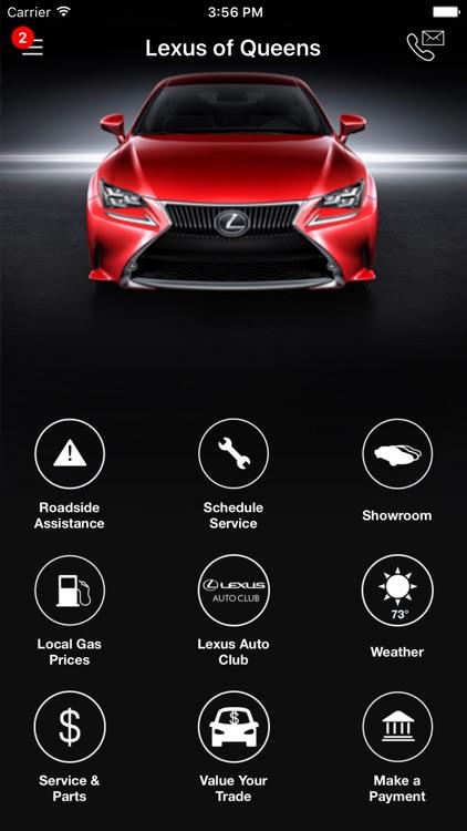 Lexus of Queens DealerApp