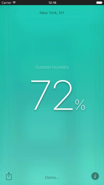 Humidity Free screenshot-3