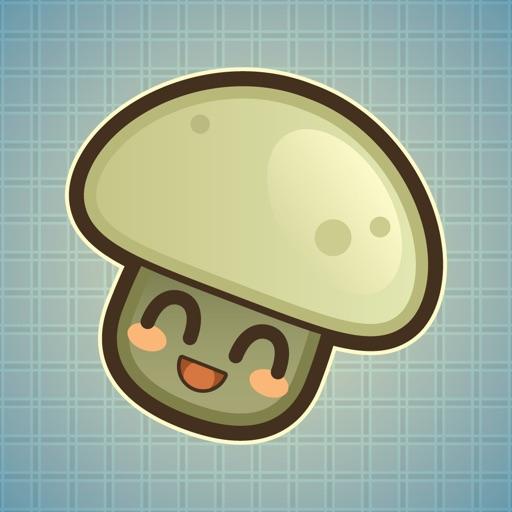 Sticker Me: Jolly Food