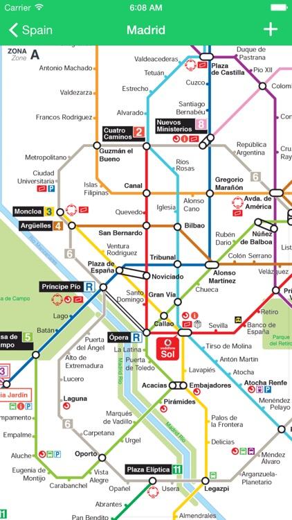 Metro Euro screenshot-3