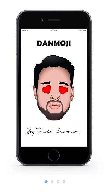Danmoji by Daniel Salomon