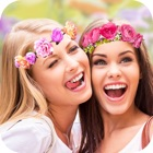 Flower Crowns and Hairstyles: Try on a New Look icon