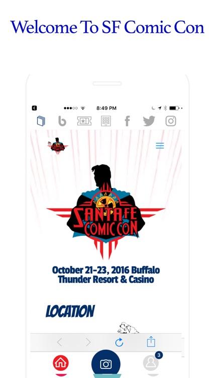 Comic Con Santa Fe
