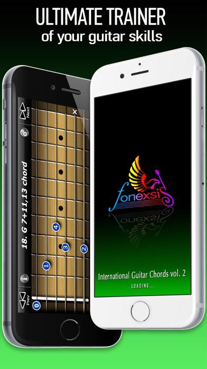 International Guitar Chords 2 screenshot-4