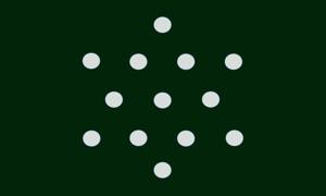 Eye-friendly Dots Card