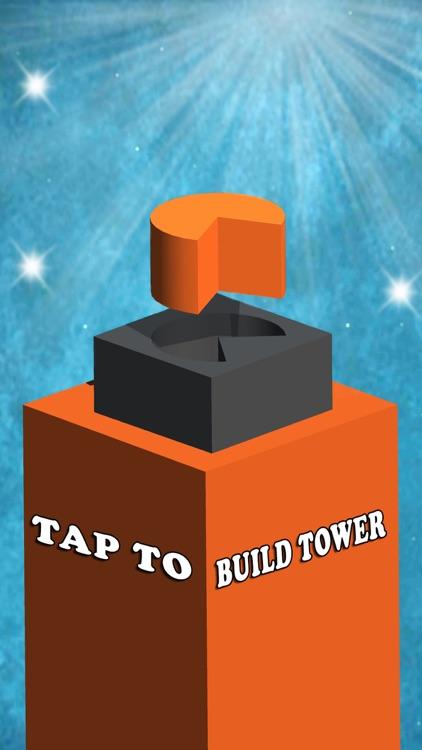 Fix it – Tap to build a sky scraper tower