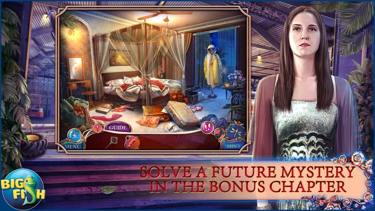 Off the Record: Liberty Stone - A Mystery Hidden Object Game screenshot-3