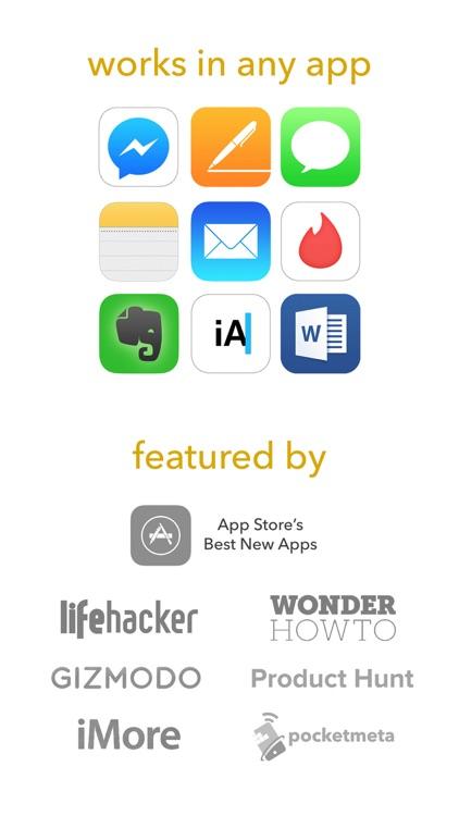 Hemingboard Lite screenshot-4