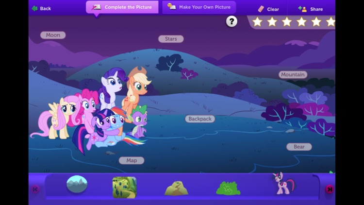 My Little Pony: Things That Go Bump in the Night screenshot-4