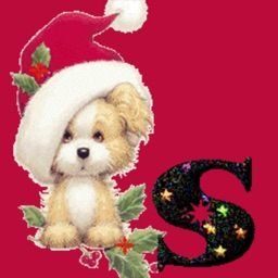 3D Santa With Name Stickers Pack For iMessage