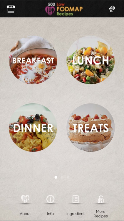 500 Low FODMAP Recipes: IBS relief & a happy gut