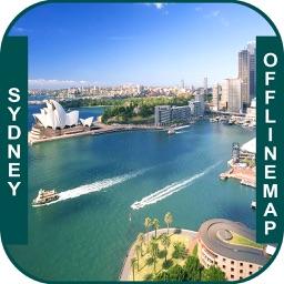 Sydney_Australia Offline maps & Navigation