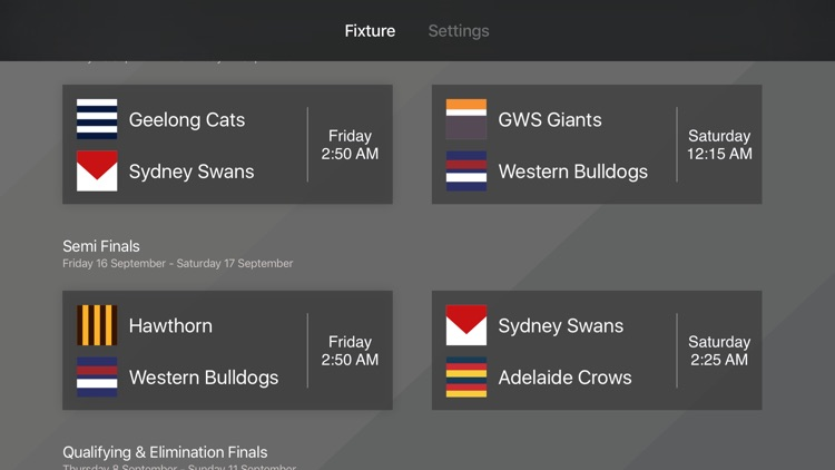 Aussie Rules TV