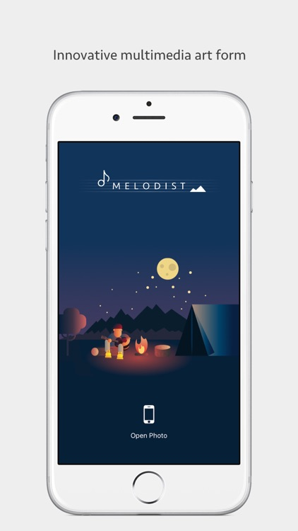 Melodist - Let your photos flow with melodies screenshot-0