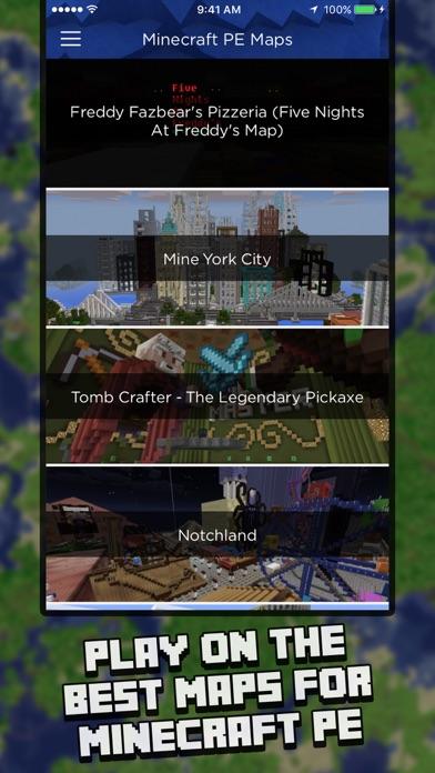 Maps For Minecraft PE Map Installer Revenue Download Estimates - Die besten maps fur minecraft pe
