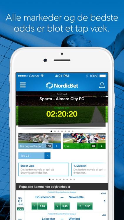 NordicBet - Odds & Casino screenshot-4