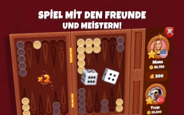 Next Backgammon | Kostenloses Backgammon Spiel Screenshot