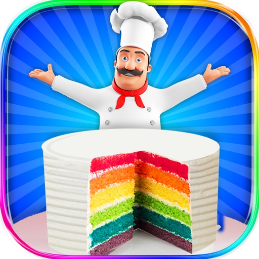 Rainbow Cake Maker
