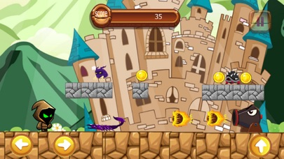 Runner World Adventure screenshot one